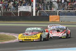 Nicolas Bonelli, Bonelli Competicion Ford, Guillermo Ortelli, JP Racing Chevrolet e Mariano Altuna,
