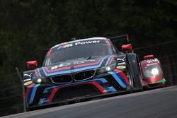 #25 BMW Team RLL BMW Z4 GTE: Bill Auberlen, Дірк Вернер