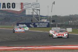 Mariano Werner, Werner Competicion Ford; Juan Marcos Angelini, UR Racing Dodge; Christian Lede sma, Jet Racing Chevrolet e Santiago Mangoni, Laboritto Jrs Torino
