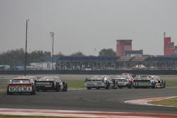 Nicolas Bonelli, Bonelli Competicion Ford, Diego de Carlo, JC Competicion Chevrolet; Martin Ponte, R