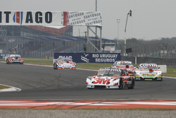 Mariano Werner, Werner Competicion Ford; Juan Marcos Angelini, UR Racing Dodge; Matias Rossi, Donto