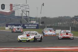Juan Marcos Angelini, UR Racing Dodge; Matias Rossi, Donto Racing Chevrolet; Christian Lede sma, Jet
