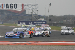 Matias Rodriguez, UR Racing Dodge; Gabriel Ponce de Leon, Ponce de Leon Competicion Ford; Laureano C