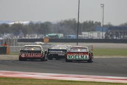 Juan Pablo Gianini, JPG Racing Ford; Diego de Carlo, JC Competicion Chevrolet e Nicolas Bonelli, Bon