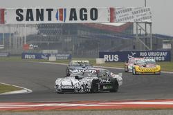 Laureano Campanera, Donto Racing Chevrolet; Diego de Carlo, JC Competicion Chevrolet; Nicolas Bonell