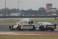 Pedro Gentile, JP Racing Chevrolet e Diego de Carlo, JC Competicion Chevrolet