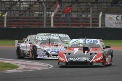 Jose Manuel Urcera, JP Racing Torino; Camilo Echevarria, Coiro Dole Racing Torino e Santiago Mangoni