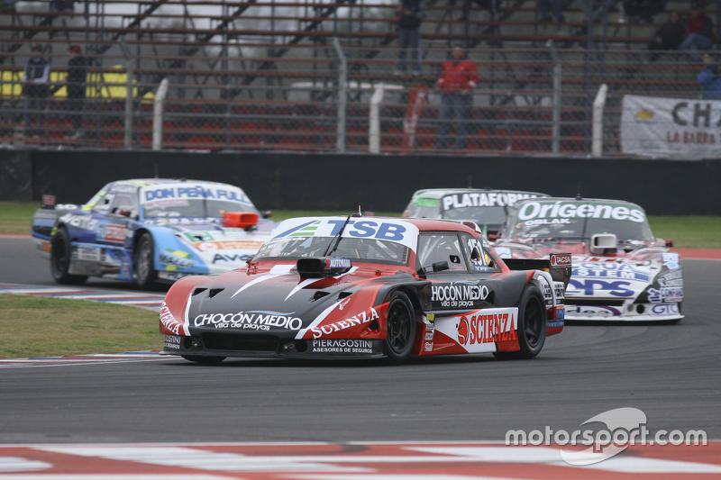 Jose Manuel Urcera, JP Racing Torino and Camilo Echevarria, Coiro Dole Racing Torino and Santiago Mangoni, Laboritto Jrs Torino and Martin Ponte, RUS Nero53 Racing Dodge