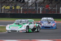Santiago Mangoni, Laboritto Jrs Torino e Matias Rodriguez, UR Racing Dodge