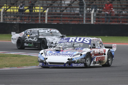 Gabriel Ponce de Leon, Ponce de Leon Competicion Ford and Laureano Campanera, Donto Racing Chevrolet