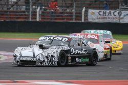 Laureano Campanera, Donto Racing Chevrolet e Juan Pablo Gianini, JPG Racing Ford; Pedro Gentile, JP