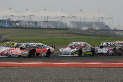 Guillermo Ortelli, JP Racing Chevrolet e Juan Martin Trucco, JMT Motorsport Dodge; Emanuel Moriatis,