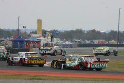 Matias Jalaf, Alifraco Sport Ford e Nicolas Bonelli, Bonelli Competicion Ford