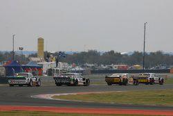 Matias Jalaf, Alifraco Sport Ford; Leonel Pernia, Las Toscas Racing Chevrolet; Mathias Nolesi, Noles