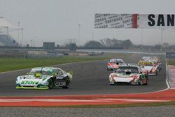 Agustin Canapino, Jet Racing Chevrolet; Jose Manuel Urcera, JP Racing Torino; Omar Martinez, Martine