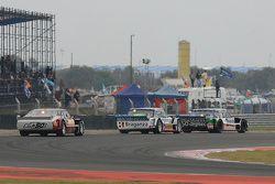 Mathias Nolesi, Nolesi Competicion Ford; Lionel Ugalde , Ugalde Competicion Ford; Christian Dose, Do