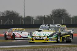 Omar Martinez, Martinez Competicion Ford e Juan Manuel Silva, Catalan Magni Motorsport Ford