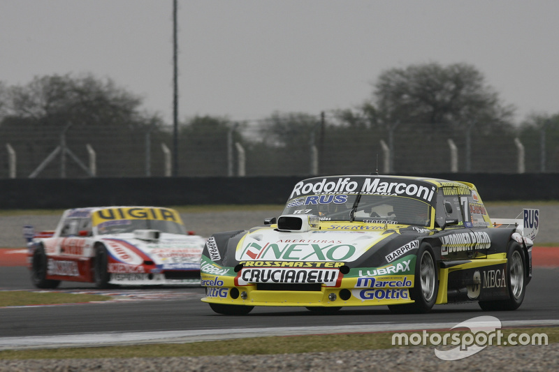 Omar Martinez, Martinez Competicion Ford and Juan Manuel Silva, Catalan Magni Motorsport Ford