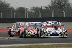 Juan Martin Trucco, JMT Motorsport Dodge; Guillermo Ortelli, JP Racing Chevrolet e Matias Jalaf, Ali