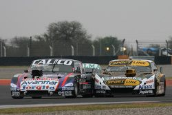Emanuel Moriatis, Alifraco Sport Ford e Leonel Pernia, Las Toscas Racing Chevrolet
