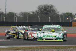 Agustin Canapino, Jet Racing Chevrolet and Norberto Fontana, Laboritto Jrs Torino and Omar Martinez,