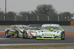 Agustin Canapino, Jet Racing Chevrolet dan Norberto Fontana, Laboritto Jrs Torino dan Omar Martinez, Martinez Competicion Ford