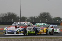 Juan Martin Trucco, JMT Motorsport Dodge; Nicolas Bonelli, Bonelli Competicion Ford e Mathias Nolesi, Nolesi Competicion Ford