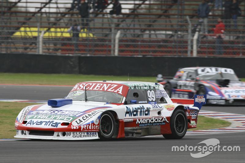 Matias Jalaf, Alifraco Sport Ford, dan Emanuel Moriatis, Alifraco Sport Ford