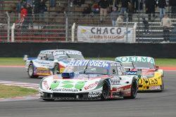 Mathias Nolesi, Nolesi Competicion Ford; Nicolas Bonelli, Bonelli Competicion Ford e Lionel Ugalde ,