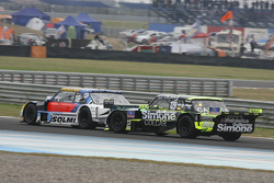 Luis Jose di Palma, Inde car Racing Torino e Mauro Giallombardo, Maquin Parts Racing Ford