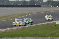 Luis Jose di Palma, Inde car Racing Torino; Mauro Giallombardo, Maquin Parts Racing Ford e Mauricio