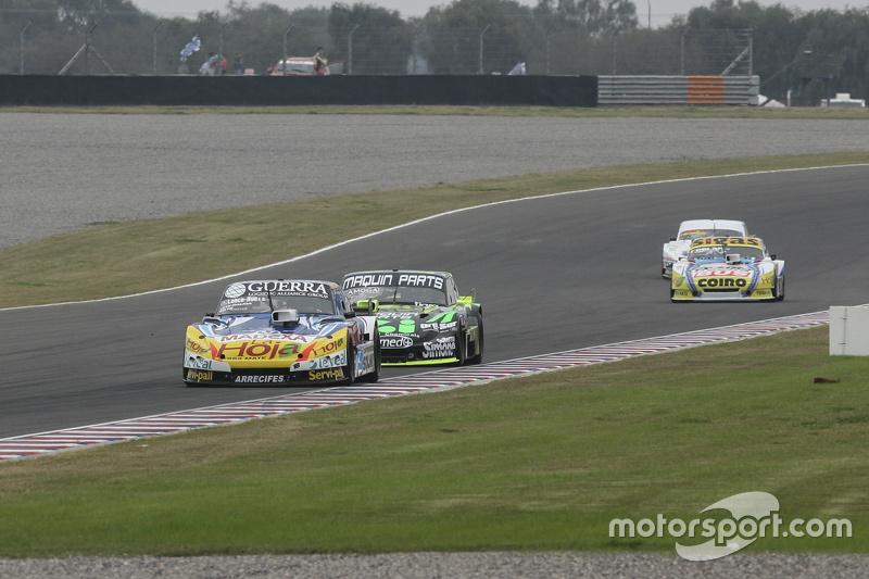 Луїс Хосе де Пальма, Inde car Racing Torino та Мауро Галломбардо, Maquin Parts Racing Ford та Мауріс