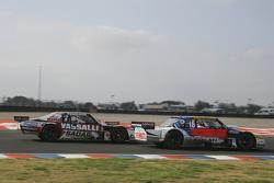Luis Jose di Palma, Inde car Racing Torino and Matias Rossi, Donto Racing Chevrolet