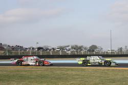 Mauro Giallombardo, Maquin Parts Racing Ford e Jose Manuel Urcera, JP Racing Torino