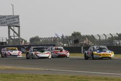 Luis Jose di Palma, Inde car Racing Torino and Norberto Fontana, Laboritto Jrs Torino and Matias Ros
