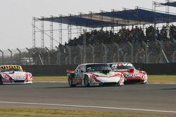 Norberto Fontana, Laboritto Jrs Torino and Matias Rossi, Donto Racing Chevrolet and Juan Manuel Silv