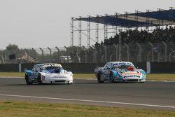 Martin Ponte, RUS Nero53 Racing Dodge ve Federico Alonso, Taco Competicion Torino