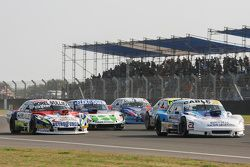 Federico Alonso, Taco Competicion Torino; Juan Martin Trucco, JMT Motorsport Dodge; Mathias Nolesi,