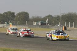 Luis Jose di Palma, Inde car Racing Torino and Matias Rossi, Donto Racing Chevrolet and Mariano Altu