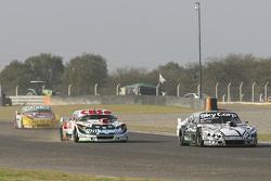 Laureano Campanera, Donto Racing Chevrolet and Carlos Okulovich, Maquin Parts Racing Torino and Nico
