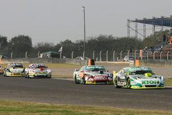 Agustin Canapino, Jet Racing Chevrolet; Facundo Ardusso, Trotta Competicion Dodge; Juan Marcos Angel