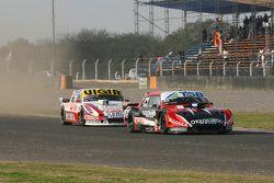 Jose Manuel Urcera, JP Racing Torino e Juan Manuel Silva, Catalan Magni Motorsport Ford