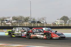 Jose Manuel Urcera, JP Racing Torino e Mauro Giallombardo, Maquin Parts Racing Ford