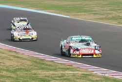 Facundo Ardusso, Trotta Competicion Dodge; Juan Marcos Angelini, UR Racing Dodge e Omar Martinez, Ma