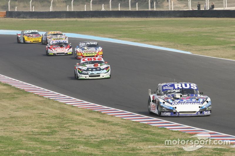 Gabriel Ponce de Leon, Ponce de Leon Competicion Ford and Carlos Okulovich, Maquin Parts Racing Tori