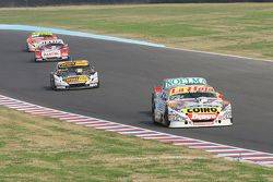 Sergio Alaux, Coiro Dole Racing Chevrolet and Nicolas Bonelli, Bonelli Competicion Ford and Leonel P
