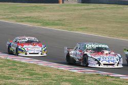Camilo Echevarria, Coiro Dole Racing Torino and Juan Martin Trucco, JMT Motorsport Dodge