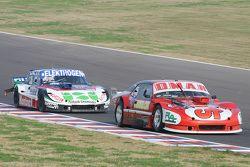 Christian Dose, Dose Competicion Chevrolet and Mathias Nolesi, Nolesi Competicion Ford