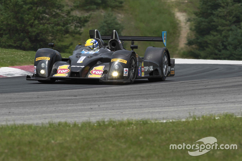 #16 BAR1 Motorsports Oreca FLM09: Sean Rayhall, John Falb