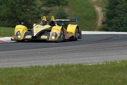 #85 JDC/Miller Motorsports ORECA FLM09: Matt McMurry, Mikhail Goikhberg